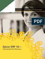 Epicor ERP 10