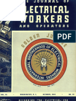 534. 1941-10 October the Journal of Electrical Workers and Operators