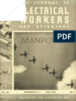 542. 1942-06 June the Journal of Electrical Workers and Operators