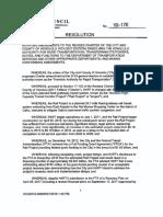 Resolution 19-170