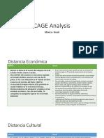 CAGE Analysis