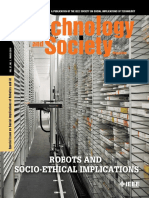 IEEE Technology Society - March 2018