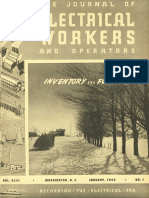 560. 1944-01 January the Journal of Electrical Workers and Operators