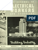 573. 1945-02 February the Journal of Electrical Workers and Operators