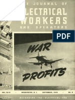 579. 1945-09 September the Journal of Electrical Workers and Operators
