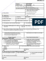 Water Permit Application Form-2018