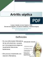 Artritis séptica-2019-I