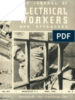 586. 1946-04 April the Journal of Electrical Workers and Operators