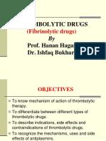 11-THROMBOLYTIC drugs-ishfaq 2016.ppt