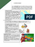 Historia 3° basico. roma