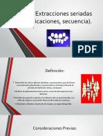 Extracciones Seriadas Def.