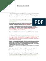 Psicología educacional punteo de clase) copia.docx