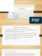 Elements Of Managing Special Crime Investigation.pptx