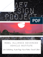 aev design project graphic