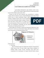 Anatomi Dan Fisiologi Faring Dan Tonsil