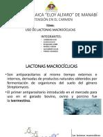 L. Macrociclicas