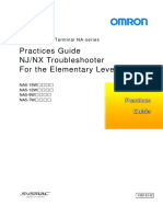 NA-series Programmable Terminal Practices Guide NJ Troubleshooter en 201904 V423I-E3-02