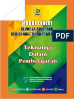 Teknologi Dalam Pembelajaran
