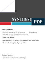 Synthesis 9