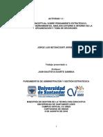 Mapa Actividad1-1 FUNDAMENTOS DE ADMINISTRACIÓN Y GESTIÓN ESTRATÉGICA