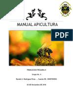 Apicultura ( Ronald) 2018