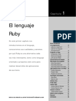 Ruby tutorial