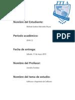 Práctica 1 - Software e Ingeniería de Software