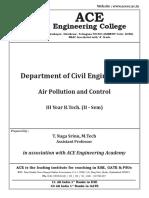 III Air Pollution Control Unit 1
