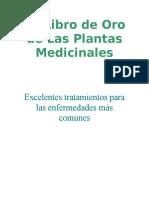 Libro de Oro de las plantas medicinales