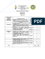 Mathematics Budget of Work Quarter 3 - Copy