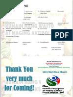 Program.nutrition