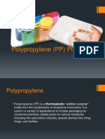 Polypropylene PP Plastic