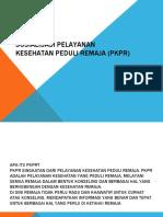 Sosialisasi Pelayanan Kesehatan Peduli Remaja (Pkpr) Copy 2