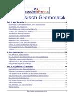 Indonesische Grammatik