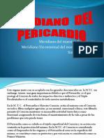 MERIDIANO DEL PERICARDIO