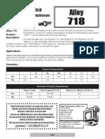 HP Alloy 718