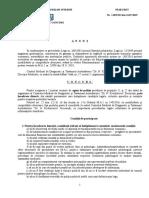 Anunt Concurs Posturi 2 Agenti Financiar