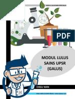 Modul Lulus Sains UPSR