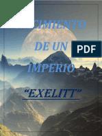 Nacimiento de Un Imperio I - Exelitt