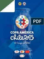 Revista Copa America 2015