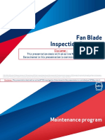 fan blade inspection