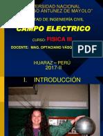 Campo Electrico Fic 2017-II