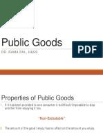 3 Public Goods