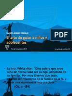 Desarrollo Infanto Juvenil y Liderazgo - Gm Rita Oyarzo