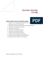 DASAR- DASAR ETABS Font Besar.doc