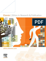 Ethics in Research and Publication Brochure