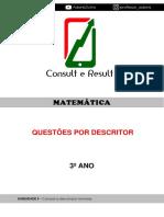 Habilidade 5 - Matemática -3º Ano (Blog Do Prof. Adonis)