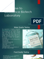 Bioscience Biotech