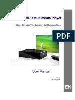 Eaget m880-User Manual v1.0.3