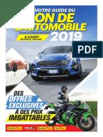 Salon de l'Automobile 2019